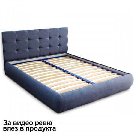 Тапицирано легло Аполо - BRAVA