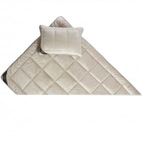 Комплект Олекотена завивка и възглавница Sleep Basics - WHITE BOUTIQUE