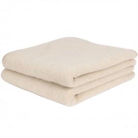 Вълнено одеяло Caramel от камилска и мериносова вълна – PRIMO HOME