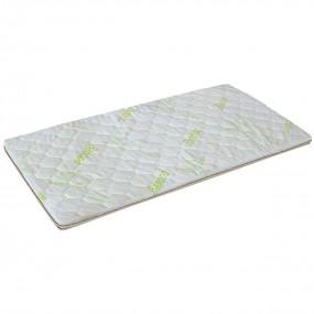 Топ матрак Bamboo memo, 6 см с цип - РОСМАРИ
