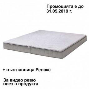 Матрак Мемори Латекс Лукс, 20 см - ЕКОН