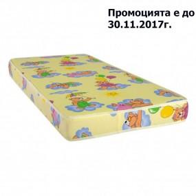 Матрак Мики с кокосова вложка, 14 см - БЛЯН