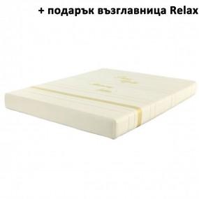 Матрак Мемори Латекс Gold, 18 см с цип - ЕКОН