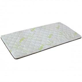 Топ матрак Bamboo високоеластична пяна, 6 см с цип - РОСМАРИ
