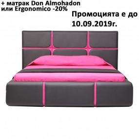 Спалня Акцент - ЕRGODESIGN