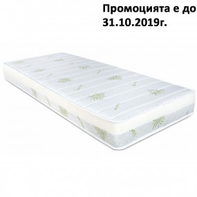 Матрак Aloe Sleep Care, 19 см - ТЕД