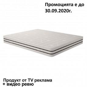 Матрак CoolComfort, 22 см - iSLEEP