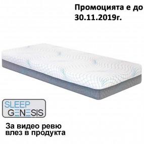 Sleep Genesis Матрак Flex Fusion, 26 см - ТЕД