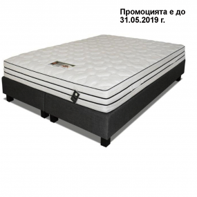 Матрак  Genuine, 25 см -  BRN