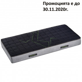 Матрак Graphite, 22 см - PARADISE