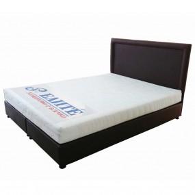 Легло база с кожа, табла и механизъм - ЕЛИТЕ