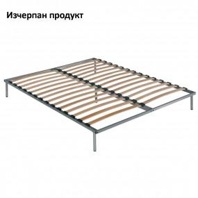 Метална ламелна рамка вариант с крака - DON ALMOHADON