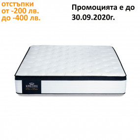 Матрак King Line Pocket Spring, 30 cм – НАНИ