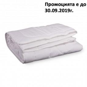 Олекотена завивка, бяла - БЛЯН