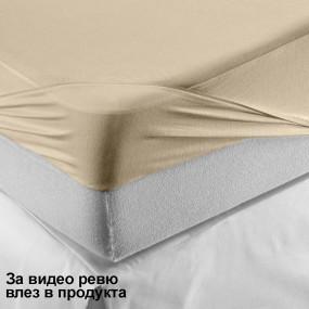 Чаршаф-Протектор за матрак Respira Sand - VELFONT