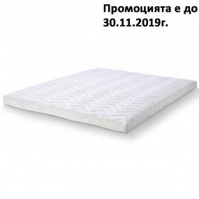 Топ матрак Алое Вера, 8 см - ЕКОН