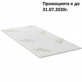 Топ матрак Natura Organic, 3 см – iSLEEP