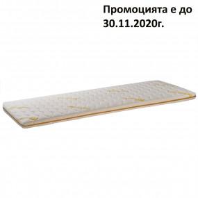 Топ матрак Mangolina, 5 см - PARADISE