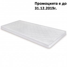 Топ матрак ТопМемори, 6 см - БЛЯН
