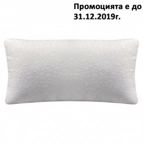 Възглавница Chopped Memory Foam - DON ALMOHADON