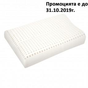 Възглавница Латекс Анатомик - ЕКОН