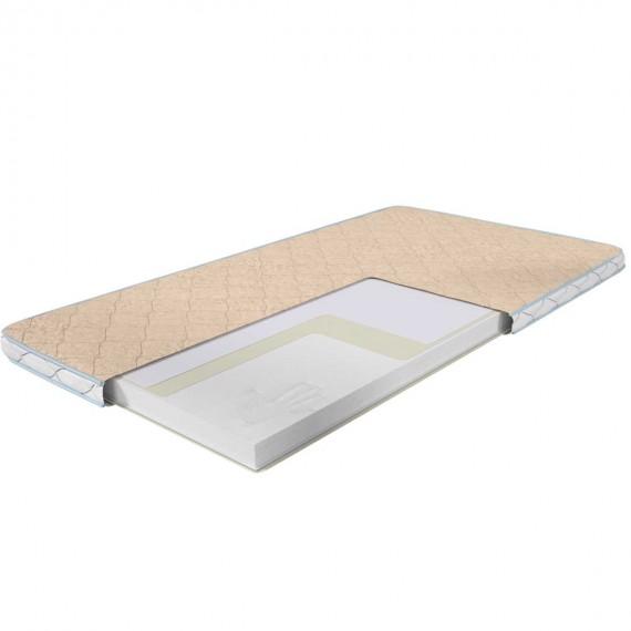 Топ матрак Silver и Мериносова вълна, 6 см - MEDICO+ 1