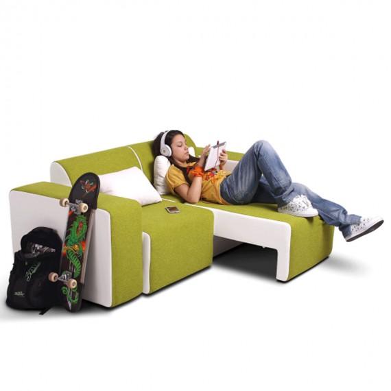 Детска мека мебел Лего - ERGODESIGN 1