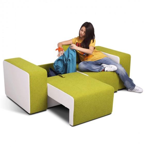 Детска мека мебел Лего - ERGODESIGN 2