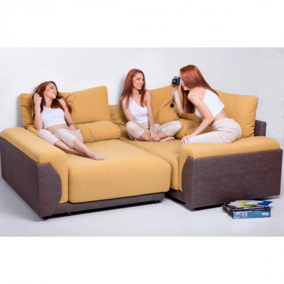 Разтегателен диван Chill Out - ERGODESIGN 2