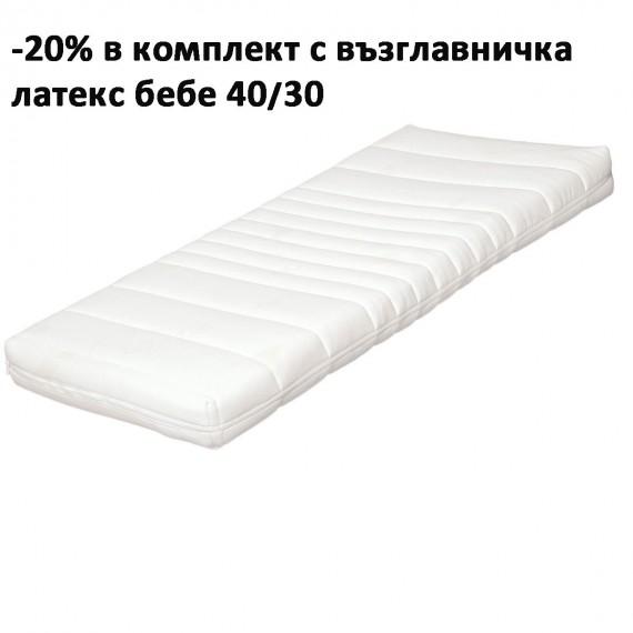 Матрак Латекс БЕБЕ, 10 см - ЕКОН