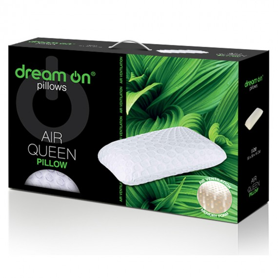 Възглавница AIR Queen  – DREAM ON 4