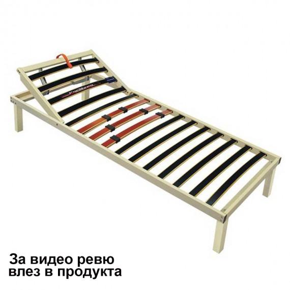 Рамка Стандарт вариант с крака, опция Г  - РОСМАРИ