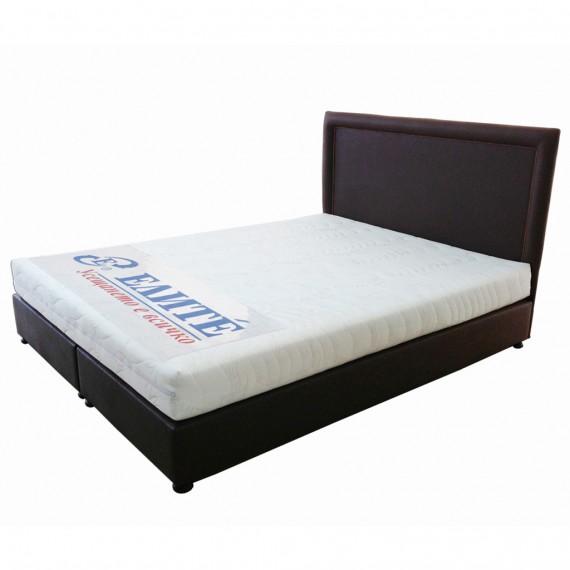 Легло база с кожа и табла - ЕЛИТЕ