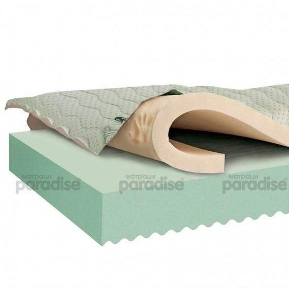 Матрак OlivOil с цип, 22 см - PARADISE 2