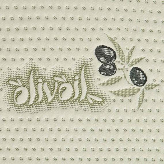 Матрак OlivOil с цип, 22 см - PARADISE 3