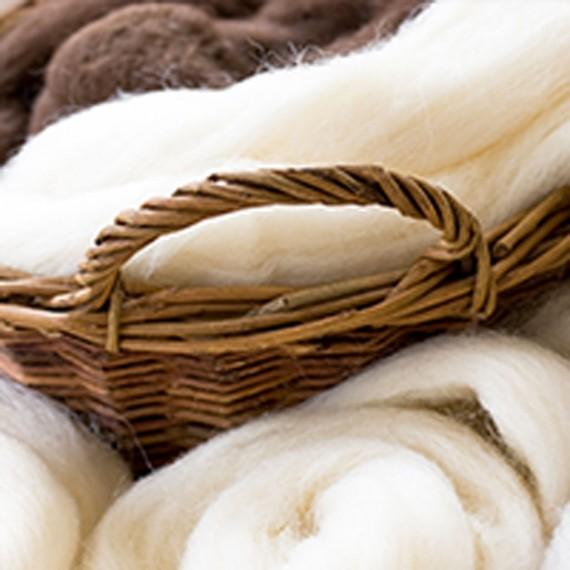 Олекотена завивка Wool Comfort - WHITE BOUTIQUE 1