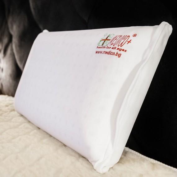 Възглавница Airflow Memory Pillow - MEDICO+ 3