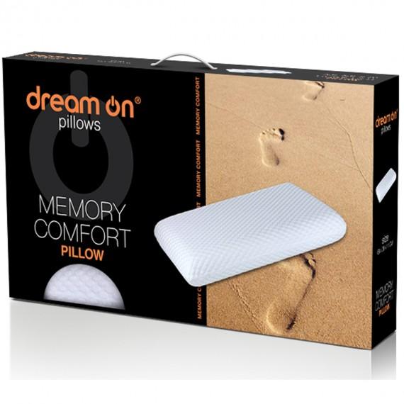 Възглавница Memory Comfort – DREAM ON 3