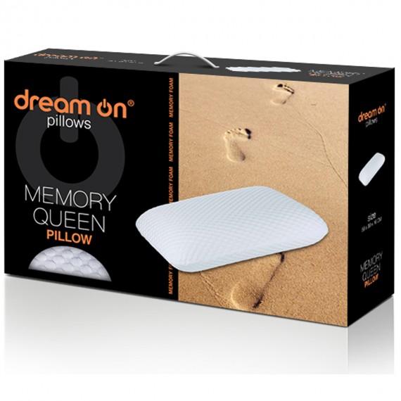 Възглавница Memory Queen - DREAM ON 3